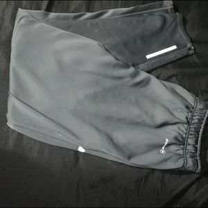 Silver Russel joggers